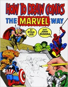 how-to-draw-comics-the-marvel-way