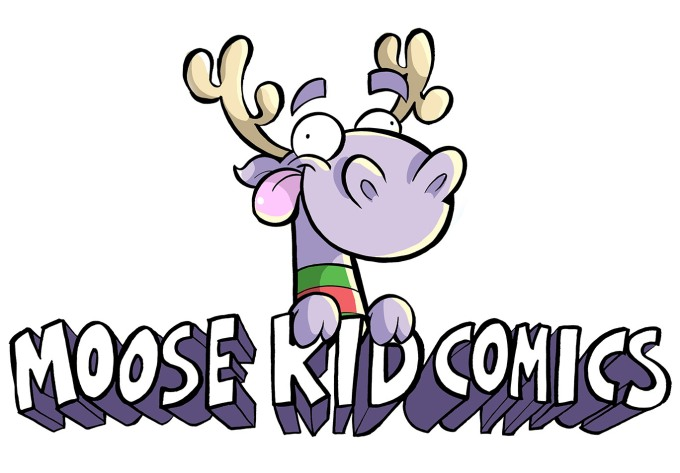 Moose Kid Comics