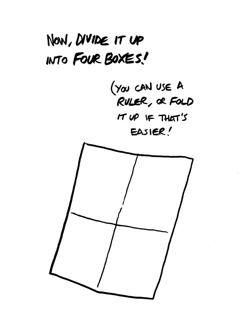 Comics Jam STEP 2