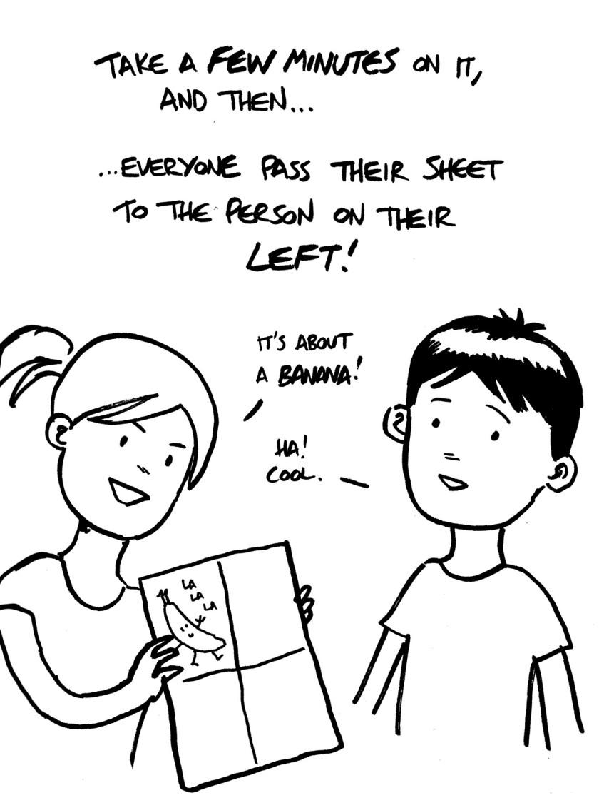 Comics Jam STEP 4