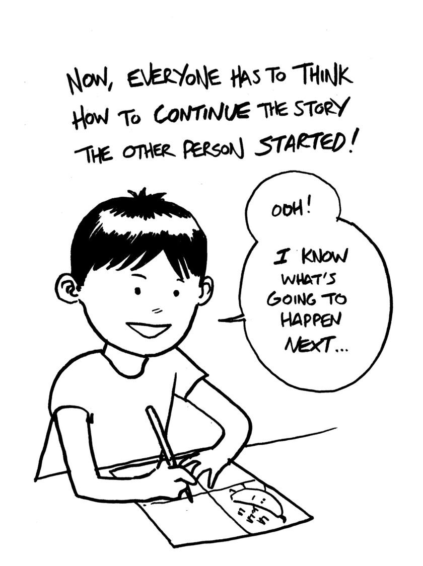 Comics Jam STEP 5