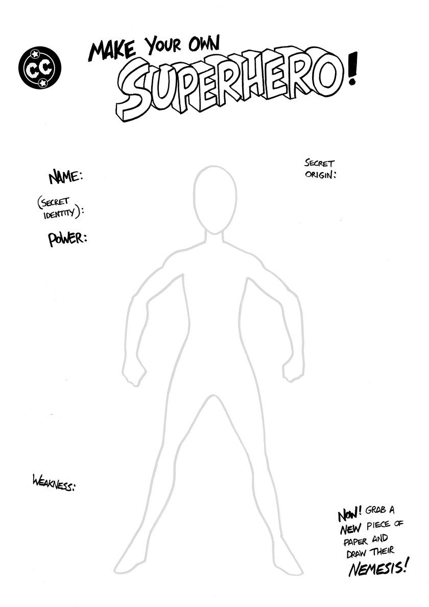 SuperHero Challenge 2
