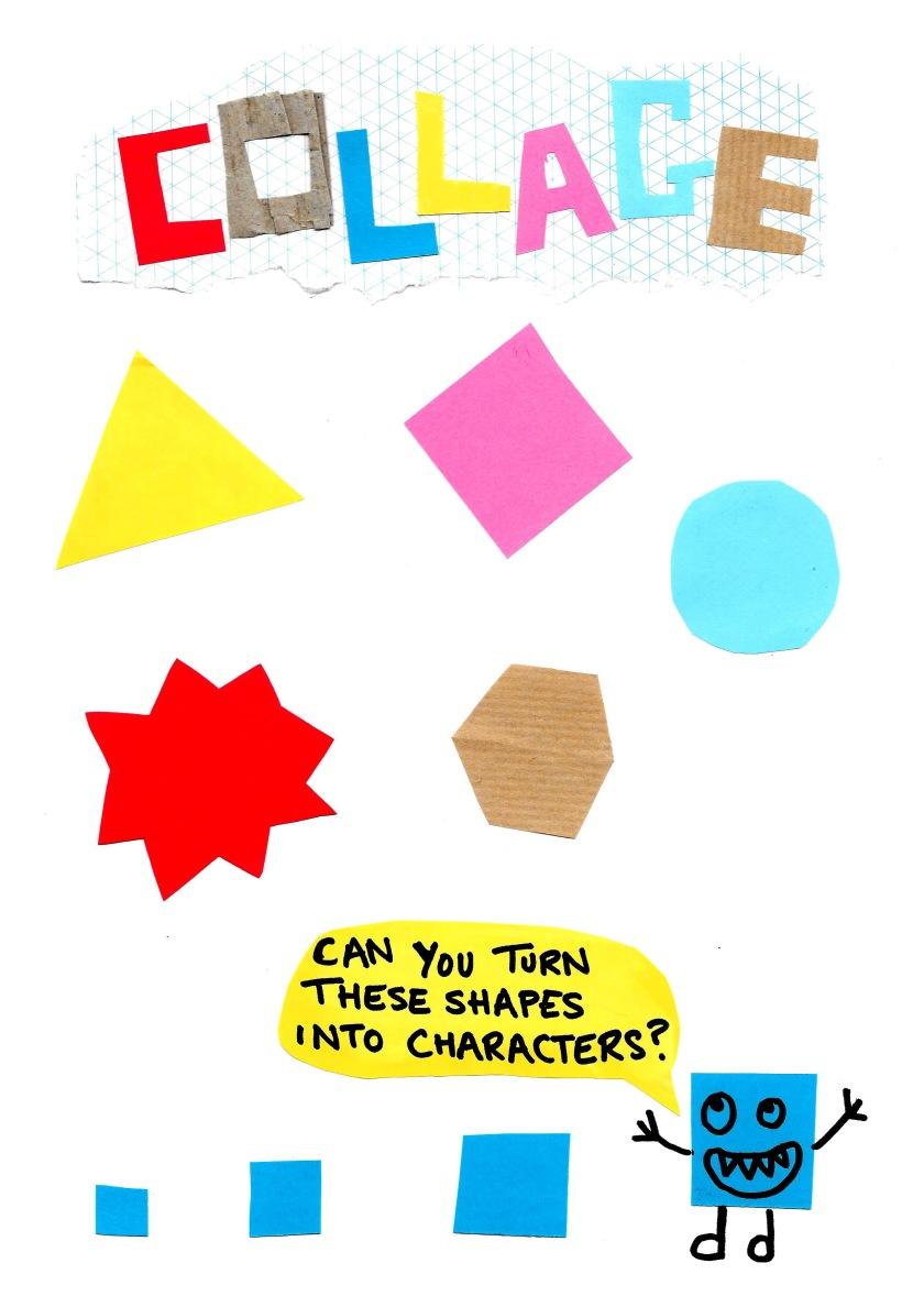 Collage Comics 01