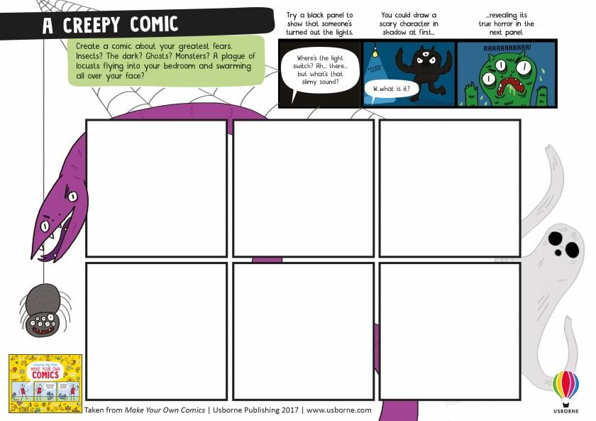 A4_Halloween Activity Sheet (3)