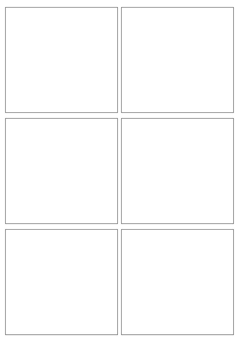 6 panel grid