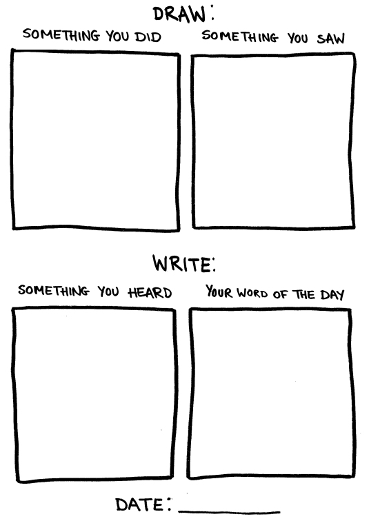 Diary Challenge